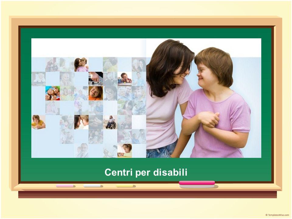 Centri per disabili