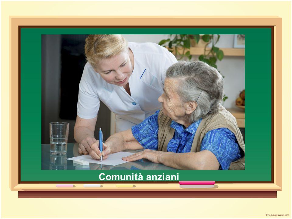 Comunità anziani