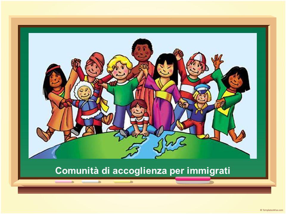 Comunità di accoglienza per immigrati