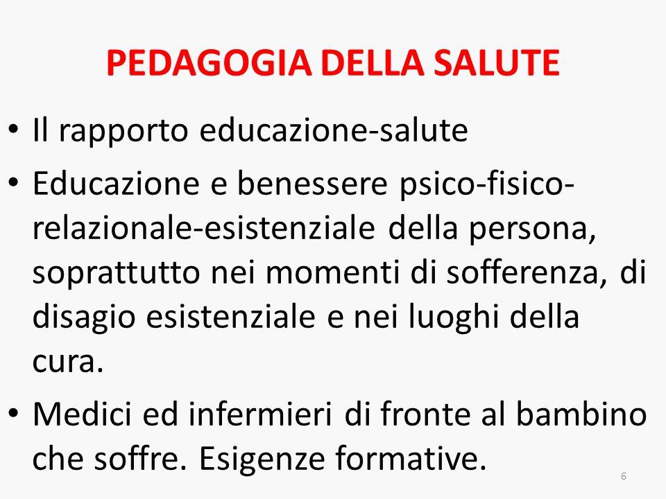 PEDAGOGIA DEL LAVORO Dimensione pedagogica del lavoro (anche nella storia della pedagogia) La valenza didattica e formativa dellalternanza scuola-lavoro.