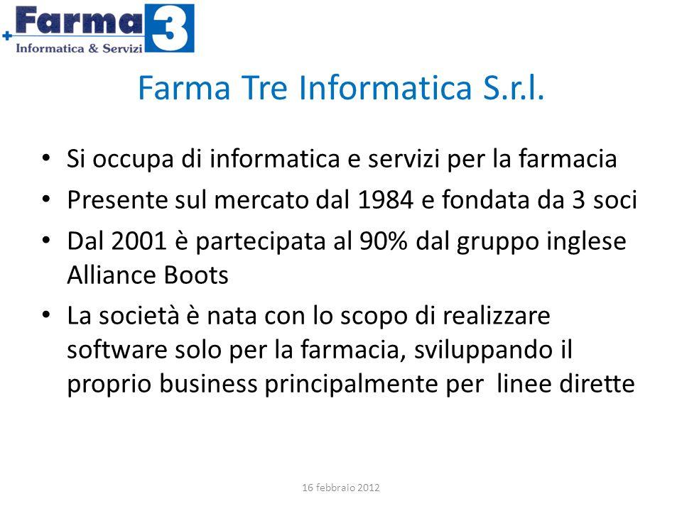 Farma Tre Informatica S.r.l.