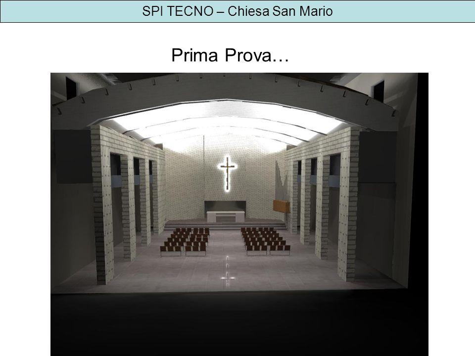 Prima Prova… SPI TECNO – Chiesa San Mario