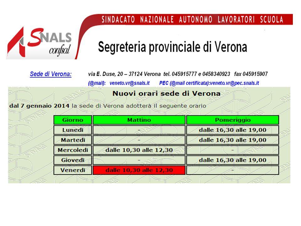 Dopo la cessazione lINPS gestione dipendenti Pubblici -Settore TFS- di Verona ti spedirà la determina di liquidazione TFS(buonuscita).