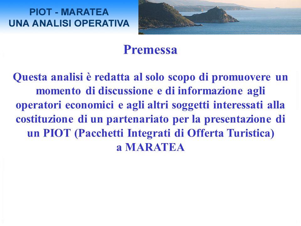 Lo scenario turistico in Basilicata La Basilicata (fonte Piano Turistico Regionale) è una meta turistica prevalentemente per gli italiani.