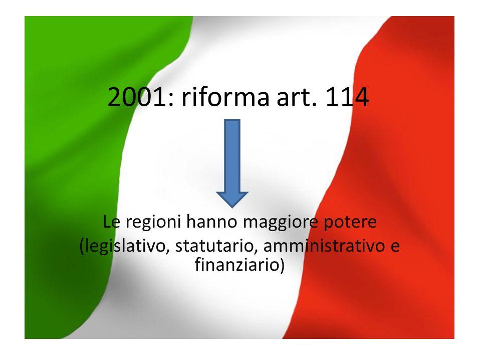 2001: riforma art.