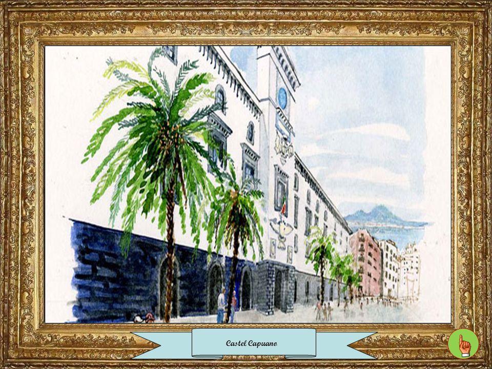 La Vicaria, è il quartiere di Napoli noto come il Vasto a ridosso del centro antico. Nato dopo il Risanamento, con la previsione di un'espansione vers