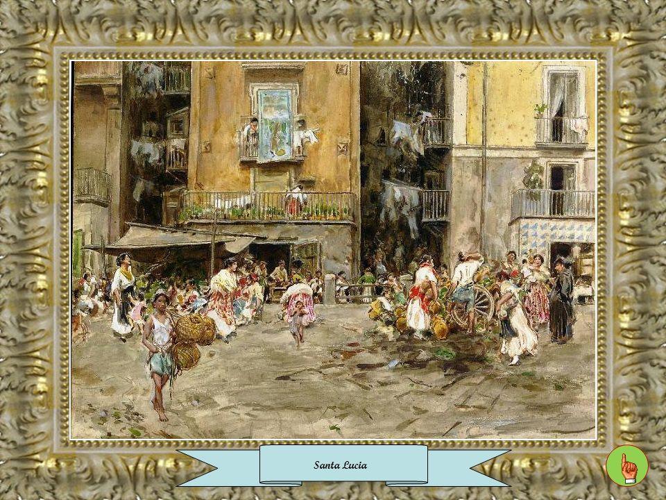 Il quartiere Mercato è soprannominato dai napoletani Case Nuove, perché qui furono realizzate intorno al 1890, nell'area compresa tra il Borgo Loreto,