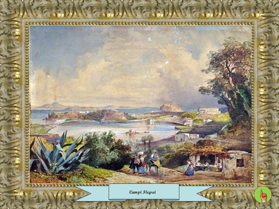 I primi ad insediarsi sul promontorio, che era solo rocce e alberi, furono gli antichi greci che chiamarono il luogo Pausilypon che significa