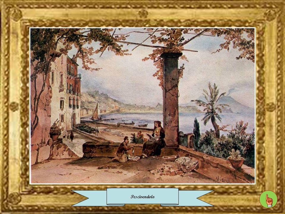 Secondigliano, quartiere periferico a nord della città, già casale di Napoli, è stato comune autonomo compreso Scampia fino al 1926. Il toponimo si de