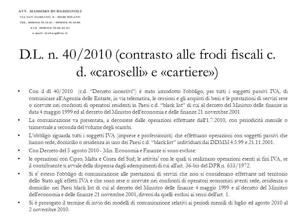 Inconvenienti: Audizione dei tributaristi di grandi imprese - Roma, Commissione Consultiva sulla Imposizione Fiscale delle Soc ietà, 19 Ottobre 2006 Con lattuale disciplina (art.
