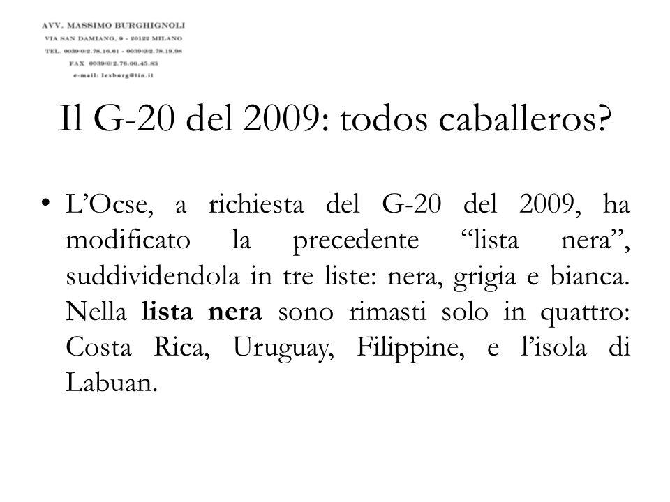 Lista Grigia.