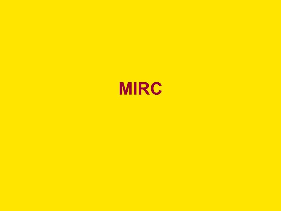 INFORMAZIONI mIRC nasce nel 1992 creato da Khaled Mardam-Bey con lo scopo di connettersi ed interfacciarsi alla rete IRC.