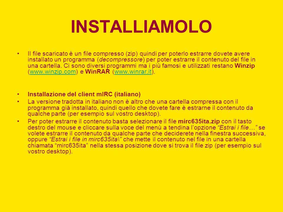 INFERNUS SCRIPT Estraete il contenuto del file scriptinfernus3.rar esattamente come è stato fatto con la versione pura tradotta in italiano (se non lo avete fatto seguite i passi dei precedenti lucidi).