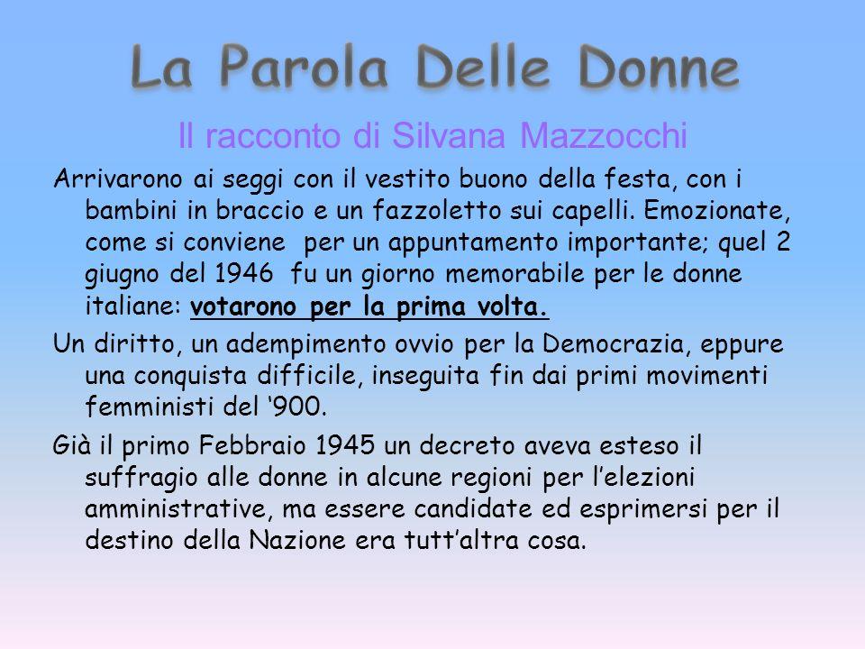 Sessantatre anni fa, il 2 Giugno 1946 alle italiane fu concesso il primo voto politico referendum tra Monarchia e Repubblica.