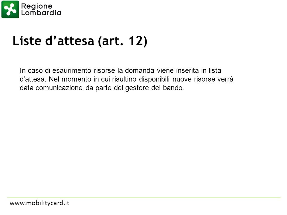 Liste dattesa (art.