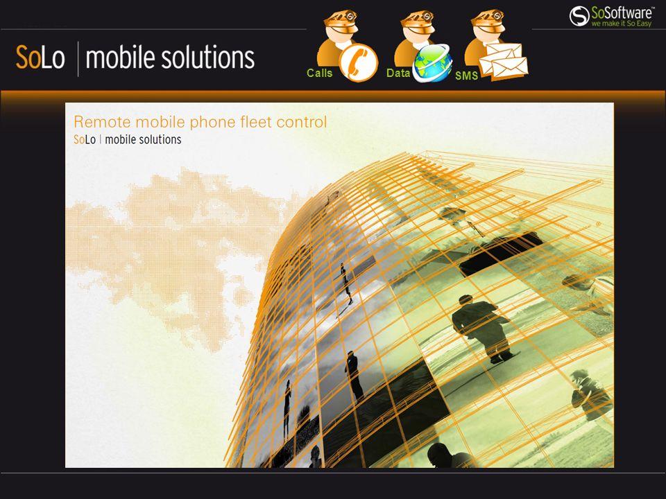 Controlla e gestisci da remoto la tua flotta mobile: Controlla SMS/MMS Indirizza gestisci e controlla le direttrici di traffico con la tecnologia Call-Back quando sei allestero Controlla il traffico Dati