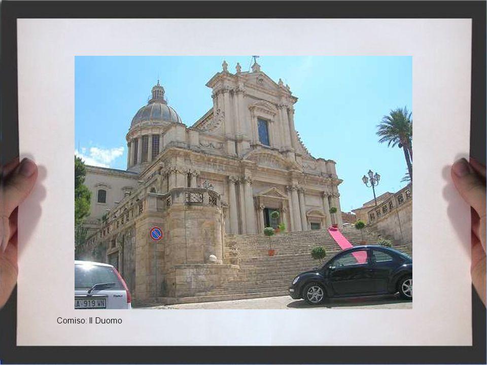Comiso: Basilica SS. Annunziata