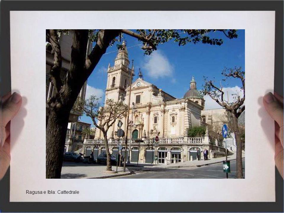 Ragusa e Ibla: Chiesa di San Giuseppe e particolare