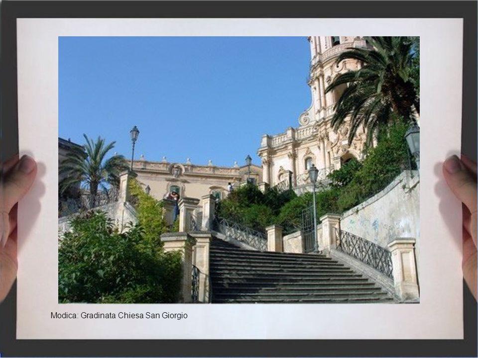 Ragusa e lbla. Chiesa di San Giorgio