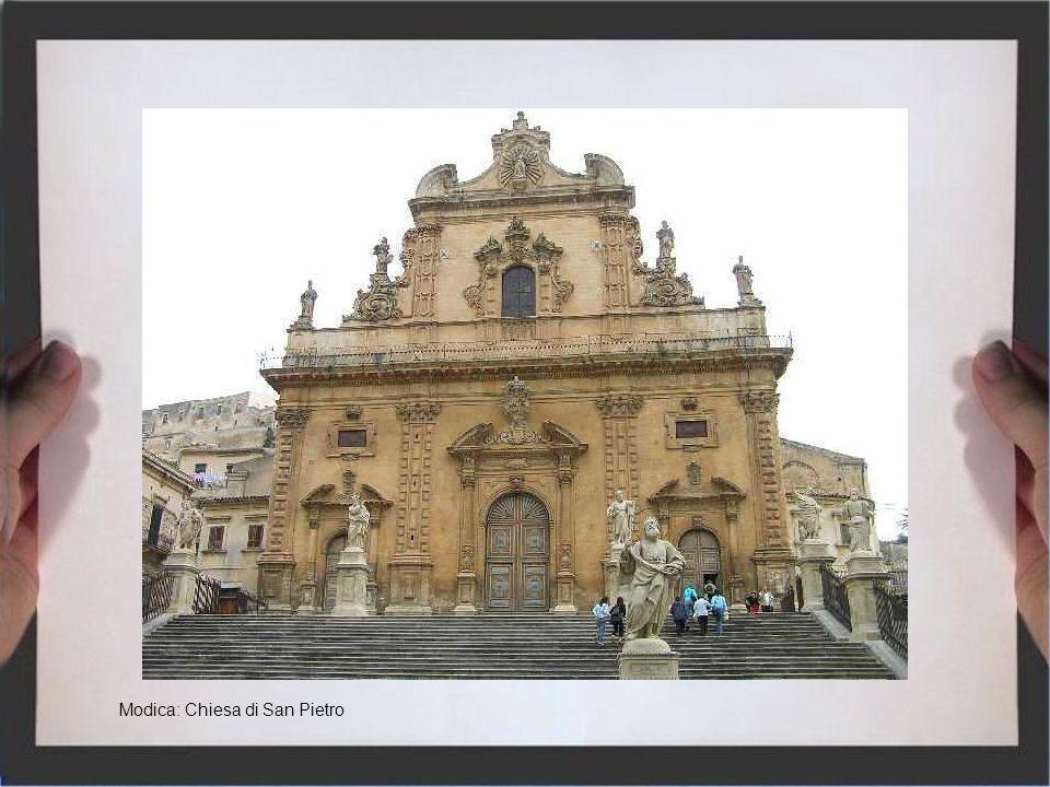 Modica: Chiesa di San Pietro