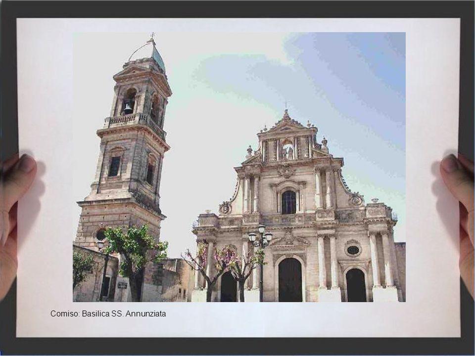 Palazzolo Acreide Chiesa dellImmacolata Particolare Chiesa San Paolo