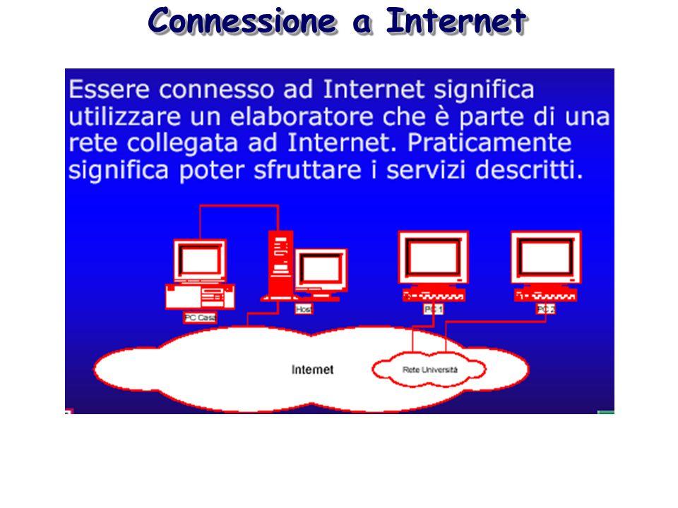 Connessione a Internet