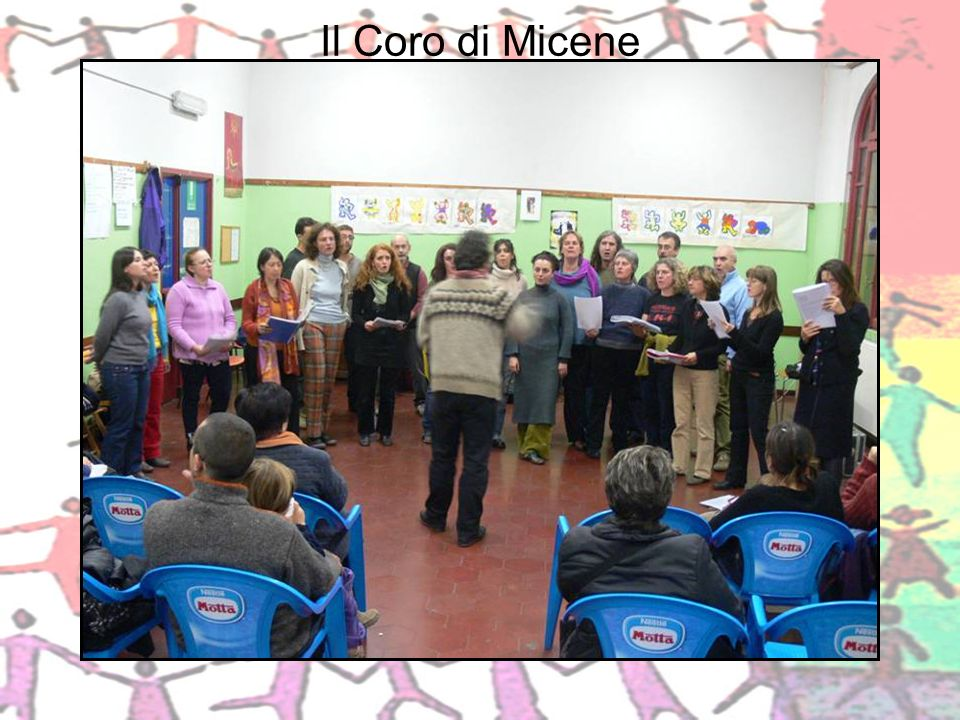 Il Coro di Micene