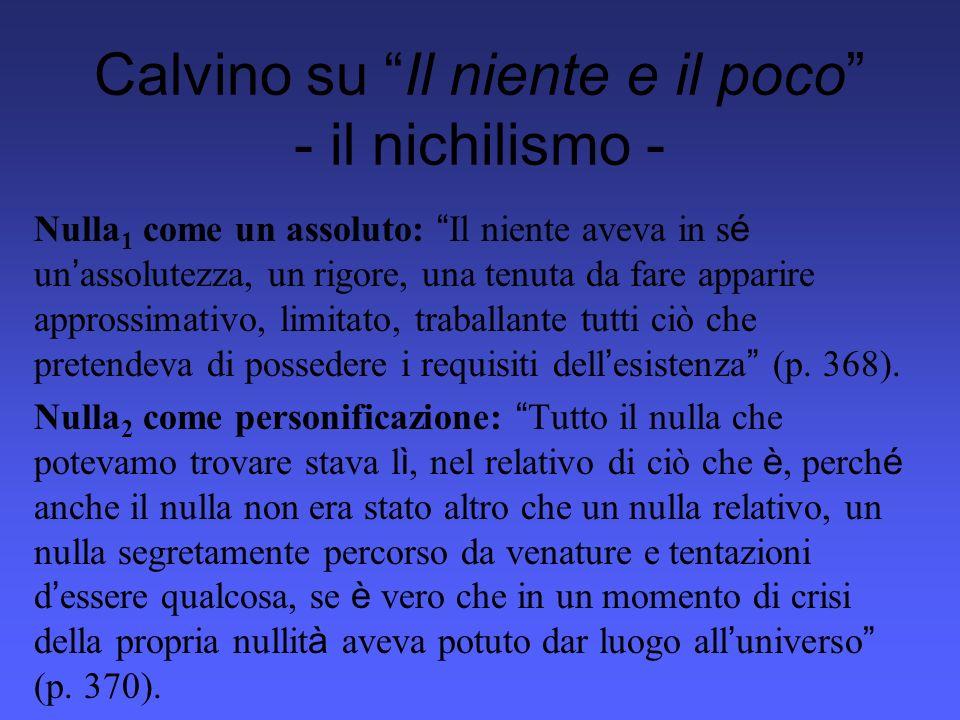 Novecento e nichilismo - La radice storica del nichilismo (Turgénev) - Nietzsche, Hidegger; - Sartre, Camus; - nichilismo e pensiero debole; - lesito postmoderno (Lyotard, Rorty).