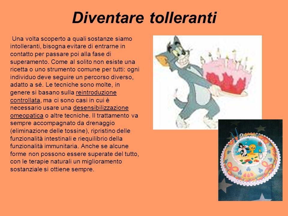Scoprire le intolleranze (e non sottovalutarle!) Le intolleranze danno luogo a disturbi che creano situazioni di grande fastidio, anche se non sono pa