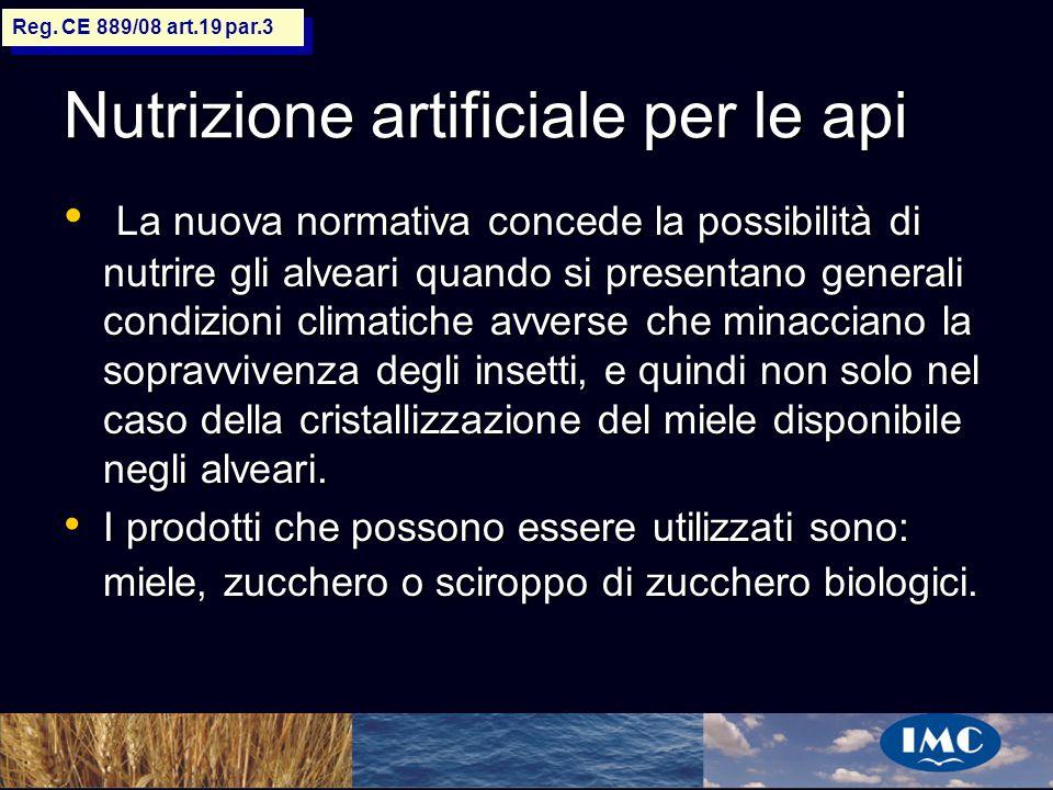 Sergio Benedetti Nutrizione artificiale per le api La nuova normativa concede la possibilità di nutrire gli alveari quando si presentano generali cond