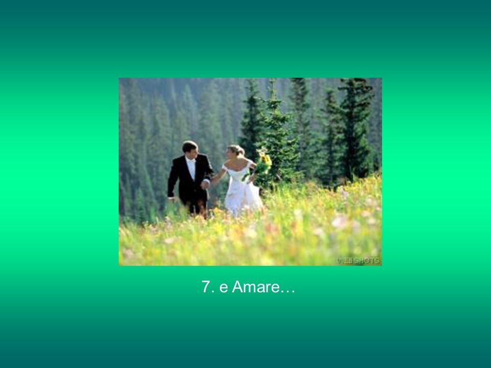 7. e Amare…