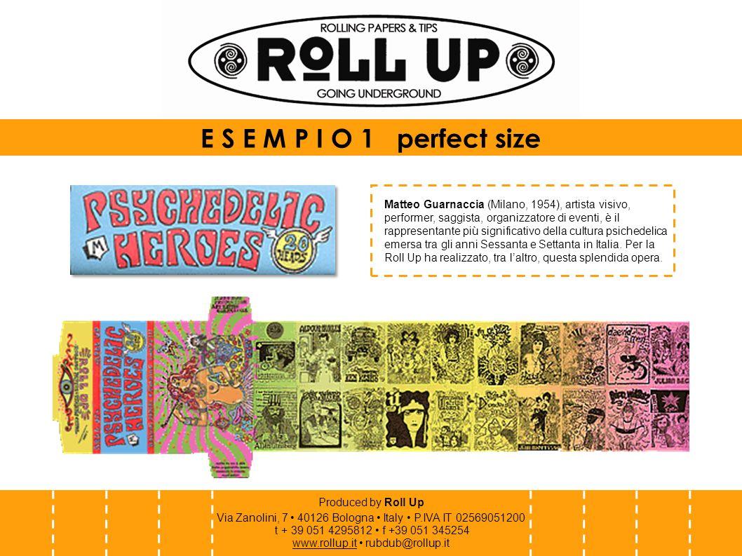 Produced by Roll Up Via Zanolini, 7 40126 Bologna Italy P.IVA IT 02569051200 t + 39 051 4295812 f +39 051 345254 www.rollup.itwww.rollup.it rubdub@rollup.it Steffen Gumpert (1975), artista berlinese, lavora come cartoonist, grafico, illustratore e disegnatore di cartoni animati ed è il creatore del Hemp Monster.