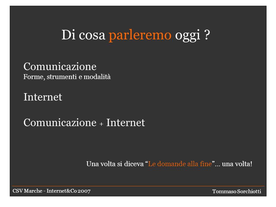 Comunicare sul web, un mestiere o unarte.