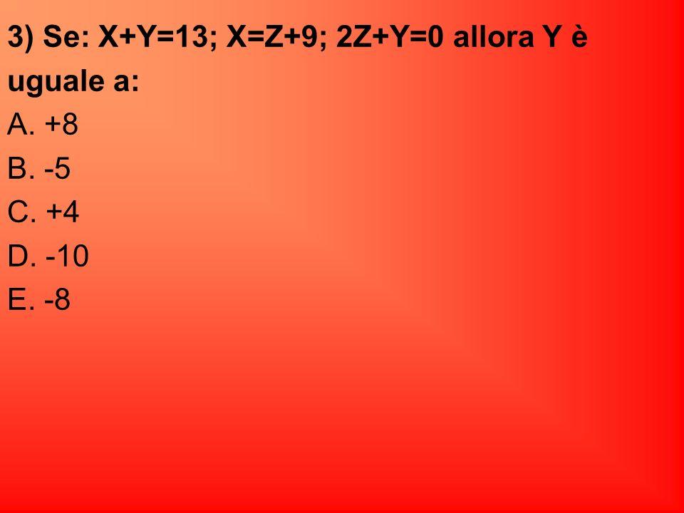 Risposta corretta C.Gli alunni che praticano sport sono 29=33-4.