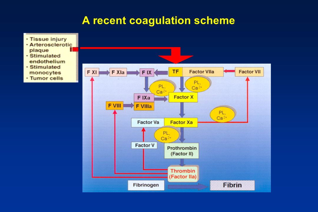 A recent coagulation scheme
