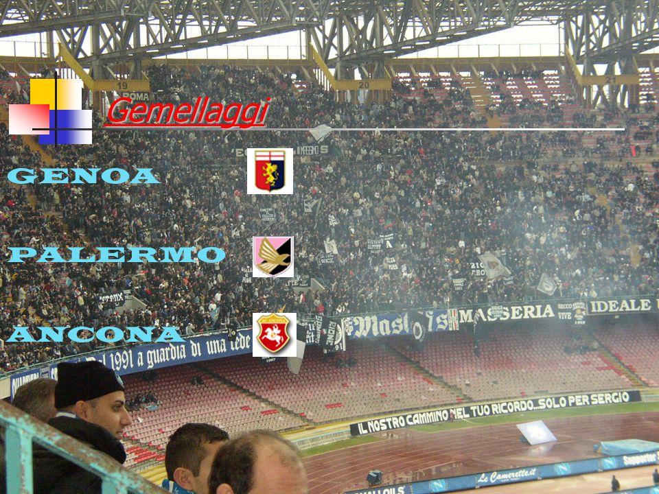 Rivalità VeronaSalernitana Juventus JuventusAtalantaRomaReggina
