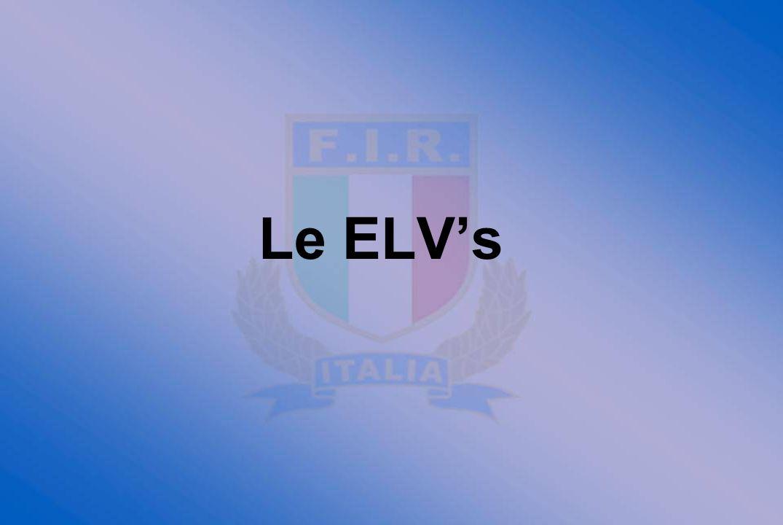 Le ELVs