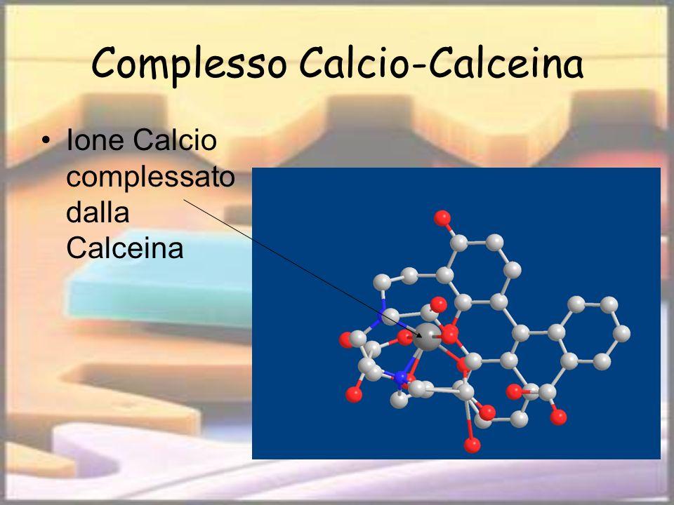Complesso Calcio-Calceina Ione Calcio complessato dalla Calceina