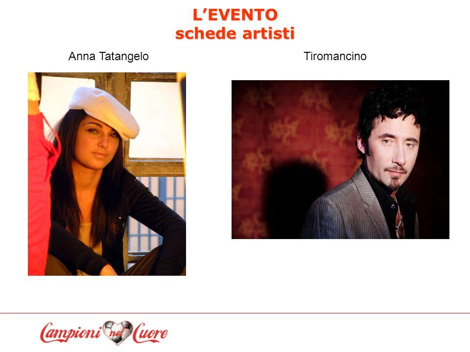 LEVENTO schede artisti Anna TatangeloTiromancino