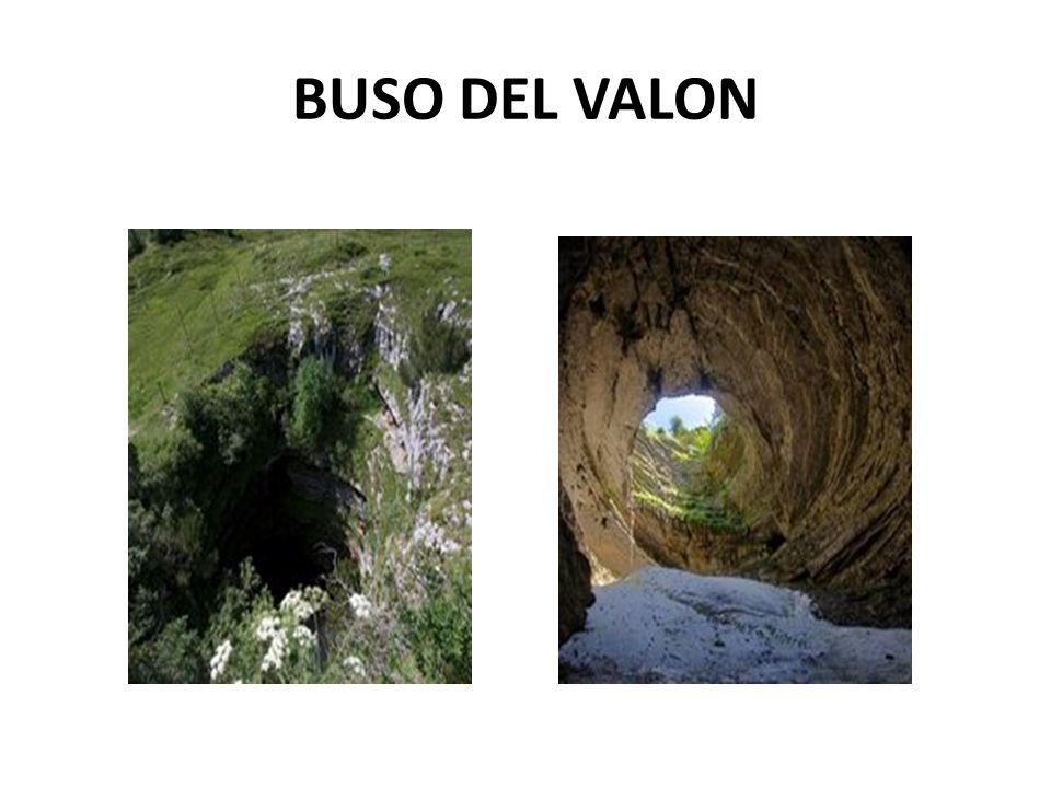 BUSO DEL VALON