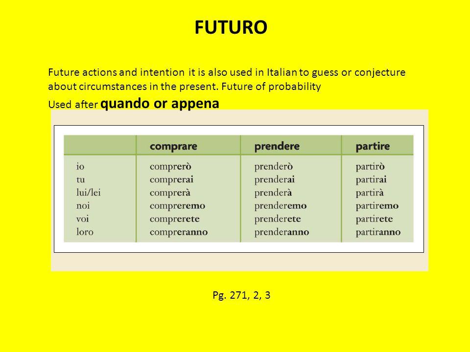 FUTURO Pg.