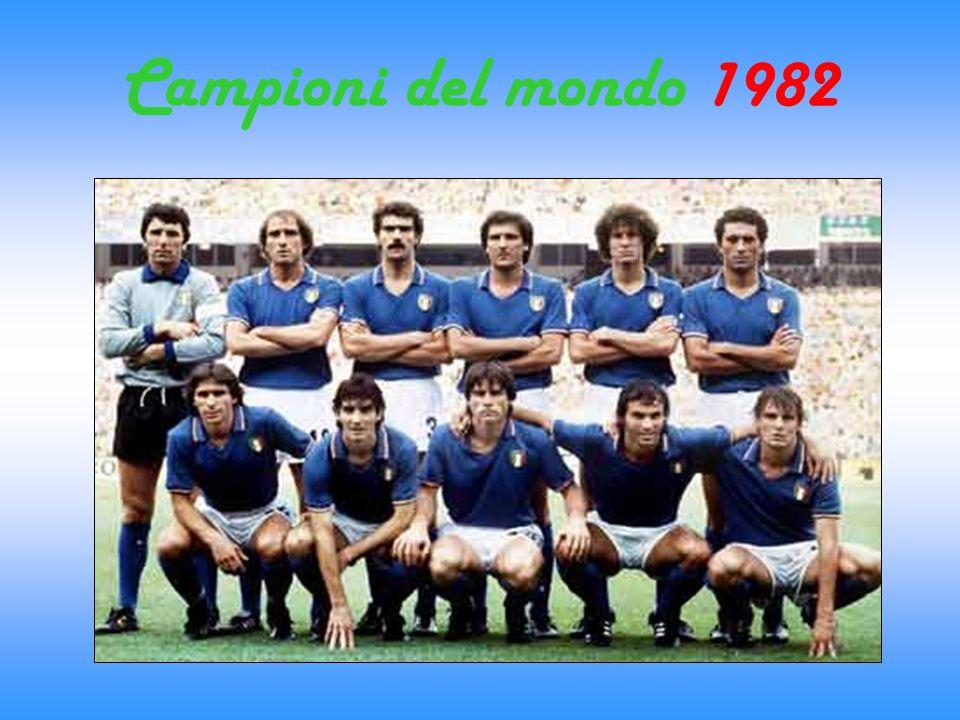 Campioni del mondo 1982