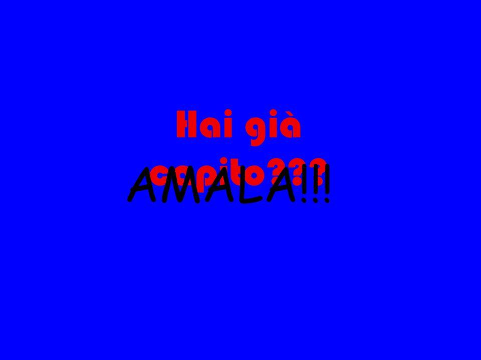 La mia squadra del CUORE è… Hai già capito??? AMALA!!!