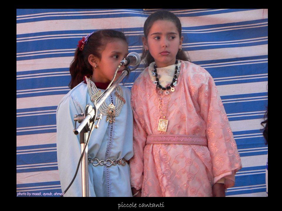 piccole cantanti