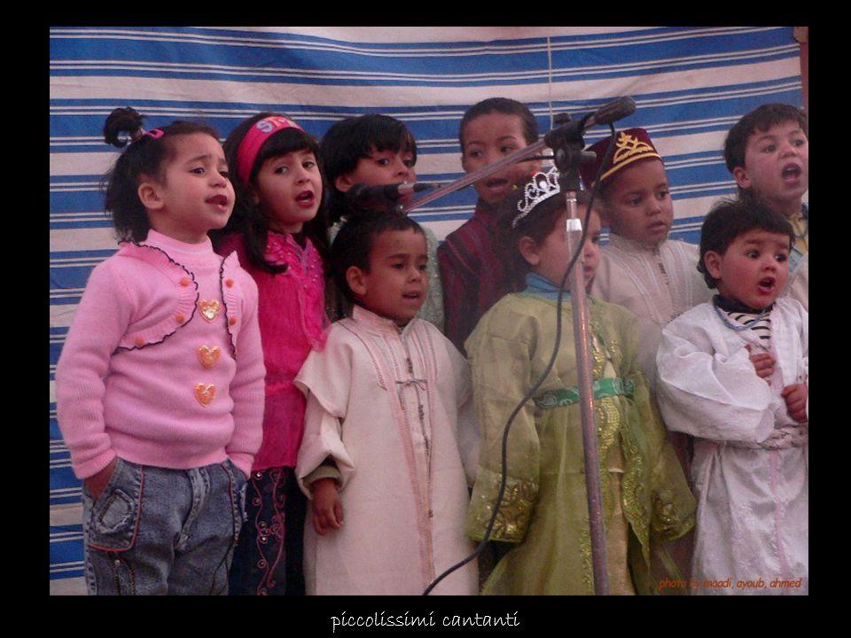 piccolissimi cantanti