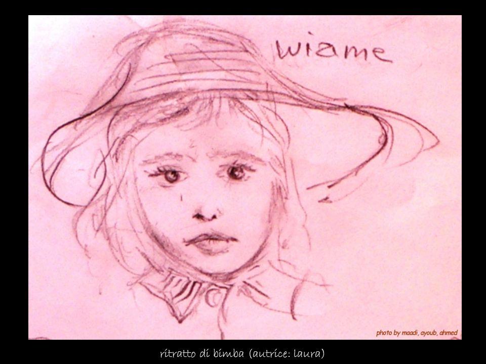 ritratto di bimba (autrice: laura)
