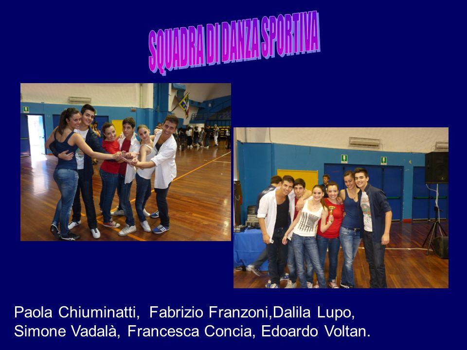 Paola Chiuminatti, Fabrizio Franzoni,Dalila Lupo, Simone Vadalà, Francesca Concia, Edoardo Voltan.