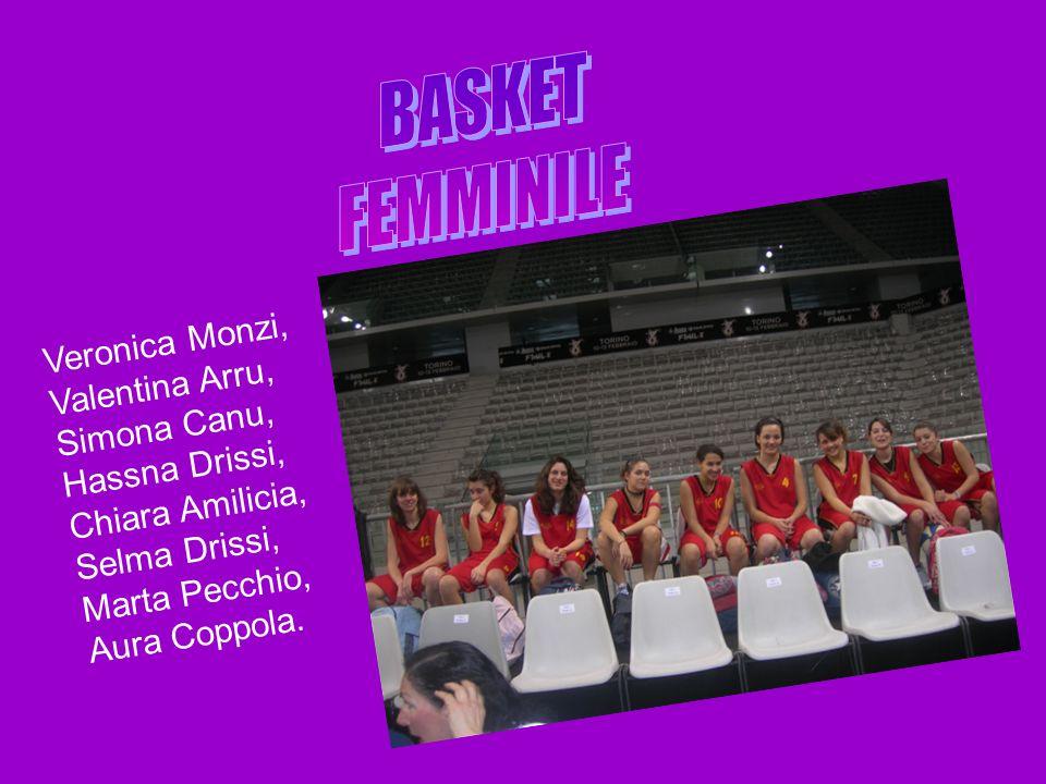 Veronica Monzi, Valentina Arru, Simona Canu, Hassna Drissi, Chiara Amilicia, Selma Drissi, Marta Pecchio, Aura Coppola.