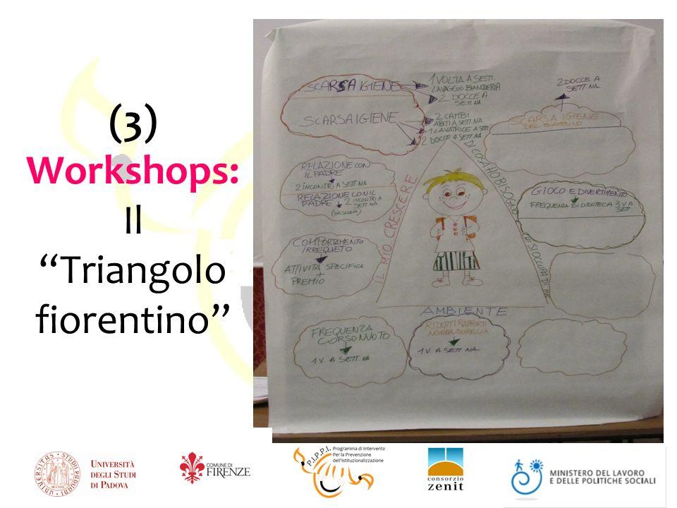 (3) Workshops: Il Triangolo fiorentino