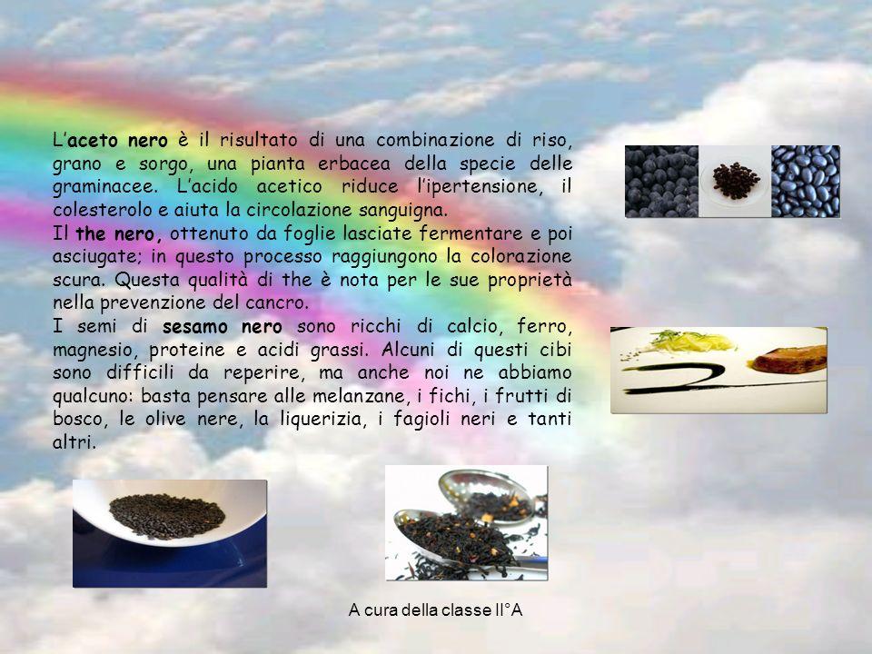 A cura della classe II°A Laceto nero è il risultato di una combinazione di riso, grano e sorgo, una pianta erbacea della specie delle graminacee.